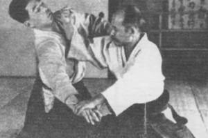 O sensei photo aikijutsu