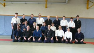 Photo groupe 2Stage iaido-Iaijutsu 2012