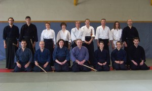 Photo groupe Stage Iaido 2010