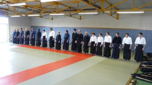 Photo groupe1-Stage iaido-Iaijutsu 2012